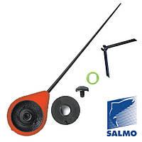 Удочка-балалайка зимняя Salmo Sport (красная) (411-06)
