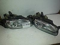 Фара электрическая правая Mazda 323 BA F 1994-1998 БУ оригинал BC6A510K0C