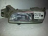 Фара электрическая левая на Mazda 626 GE 1992-1997 БУ оригинал 8DGX51040A