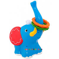 Игрушка-кольцеброс Ловкий слоненок Kiddieland 053553
