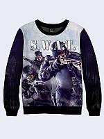 Свитшот SWAT Police