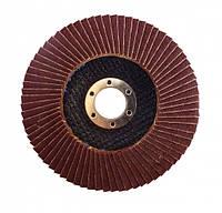 Диск шлифовальный Werk лепестковый 125 х 22.2 мм А80 Т27 (BP35218)