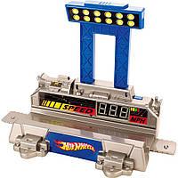 Hot Wheels Цифровой спидометр Соедини все треки Workshop Track Builder Digital Speedometer Accessory BGX82