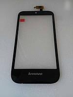Тачскрин (сенсор) для Lenovo S850e (black) (black) Original