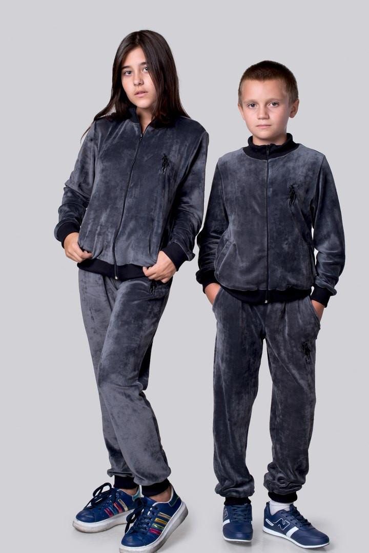 23a6e51c Плюшевый модный спортивный костюм - Интернет-магазин
