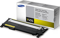 Картридж лазерный SAMSUNG CLT-Y406S/SEE
