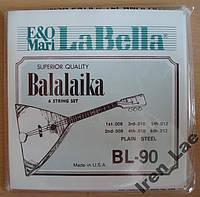 Струны для балалайки LaBella