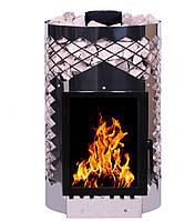 Банная Печь-Каменка Магия Огня 25 для парилки