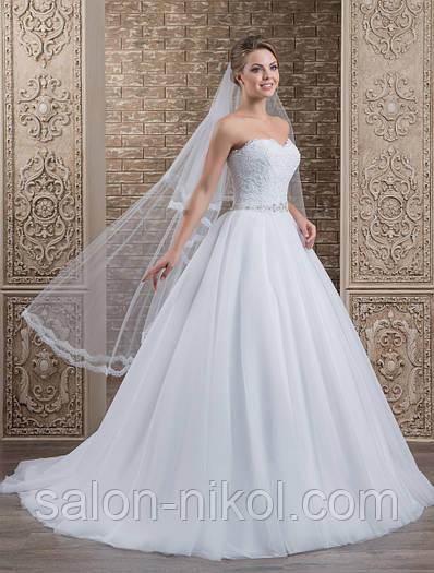 Свадебное платье S-350