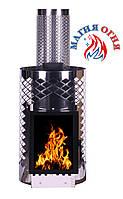 Каменка для бани Магия Огня 25 кВт + 5 кВт