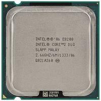 Процессор INTEL E8200 (2.66ГГц,133МГц,6MB,S775) Tr