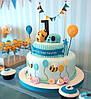 Торт на 1 годик мальчику, фото 2
