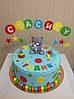 Торт на 1 годик мальчику, фото 9