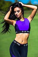 Топ для фитнеса PRO Violet
