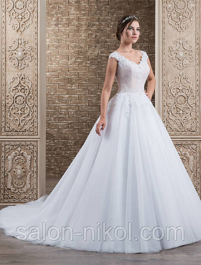 Свадебное платье S-352
