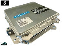 Электронный блок управления (ЭБУ) BMW 5 (E34) 524 2.4 TD 88-95г (M21 D24 / 246TB), фото 1