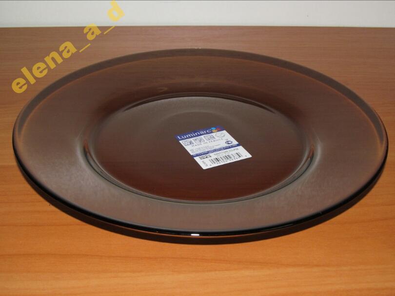 Тарелка обеденная Directoire Eclipse  Luminarc