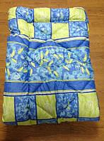Одеяло из овечьей шерсти. Полуторное, ткань:поликотон