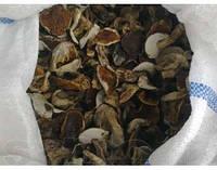 Разные сорта сушеных грибов