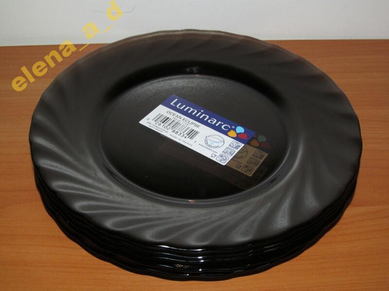 Комплект десертных тарелок Ocean Eclipse Luminarc