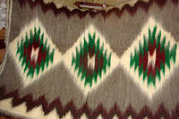 Карпатское одеяло (лыжник) из 100% овечьей шерсти