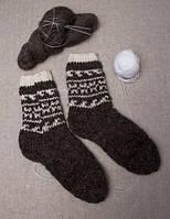 Шерстяные носки (карпатские) ручной роботы.В наличии размера 36-45.