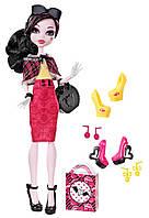 Кукла Дракулаура Я люблю Обувь (Monster High Draculaura Doll & Shoe Collection)