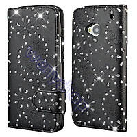 Чехол-кошелёк с подставкой HTC One M7 801e