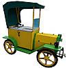 Тележка для продажи вареной кукурузы ТКР-1 Ретро-Мобиль