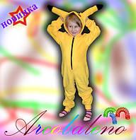 Карнавальный костюм Пикачу детский оптом, фото 1