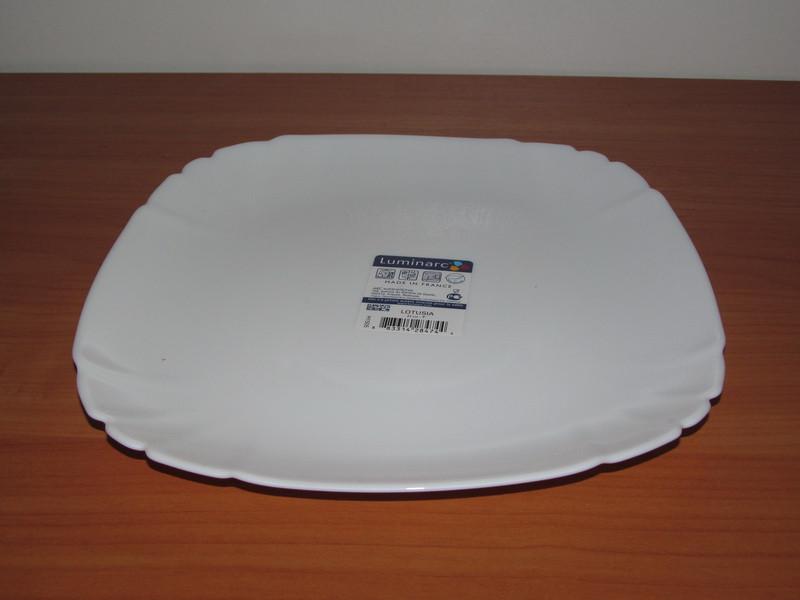 Тарелка десертная Lotusia Luminarc