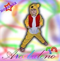Карнавальный детский костюм Винни пух