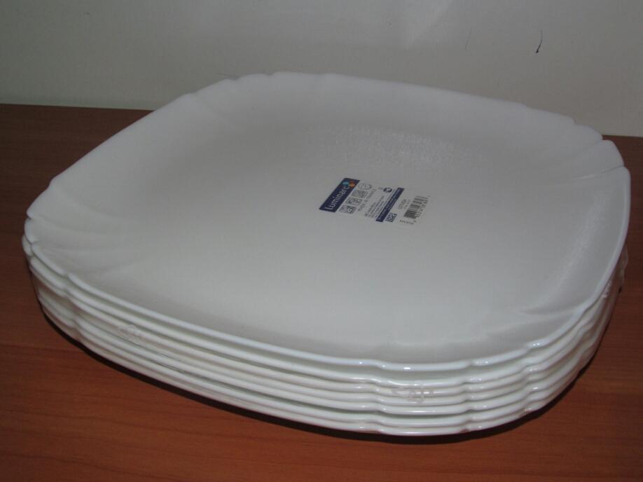Комплект обеденных тарелок Lotusia Luminarc