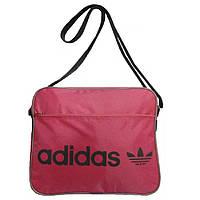 Молодежная сумка-планшет текстиль горизонтальная Копия