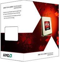 Процессор AMD AM3+ FX-6300 Box, 6x3.5GHz, HT3.0, L