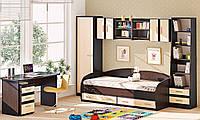 Дитяча кімната ДЧ-4102 Комфорт-Мебель / Комплекты детской мебели ДЧ-4102 Комфорт-Мебель, фото 1