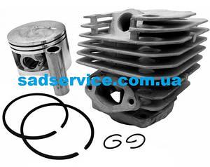 Цилиндр с поршнем для бензопилы Sadko GCS-560E