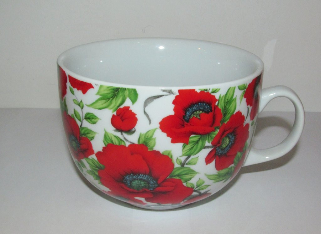 SLP 140 Чашка 650 мл МАКИ
