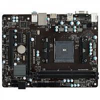 Мат.плата MSI FM2+ A68HM-E33 V2 HDMI/VGA USB3 mATX