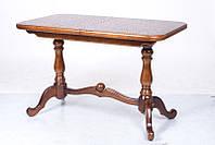 Стол обеденный деревянный раскладной Дуэт 120