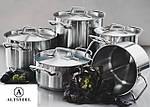 Сім способів очистити посуд з нержавіючої сталі