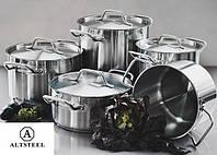 Семь способов очистить посуду из нержавеющей стали