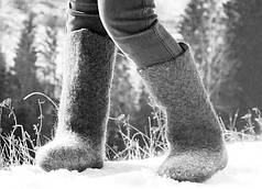 Обувь зимняя