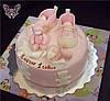Торт на 1 годик девочке, фото 9