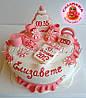 Торт на 1 годик девочке, фото 8