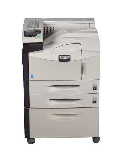 Kyocera FS-9530DN монохромный лазерный принтер формата А3, 26 стр./ мин.
