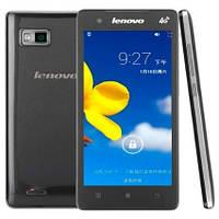 Lenovo a788t. 5'' RAM1GB ROM6GB 1 и 8mPix 4ядра Чёрный Белый