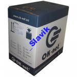 Витая пара OK-Net кабель UTP cat.5e  2*2*0,5 500м