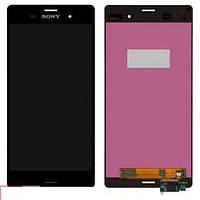 Дисплей (LCD) Sony D6603 Xperia Z3/ D6633/ D6643/ D6653 Xperia Z3 с сенсором черный