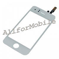 Touch screen Apple iPhone 3GS + lens white/bleck